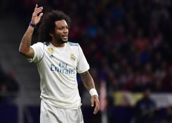 """Marcelo: """"Yo no sé si Cristiano y Ramos se han peleado"""""""
