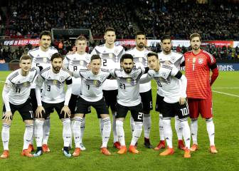 Alemania inicia su concentración para el Mundial en Italia