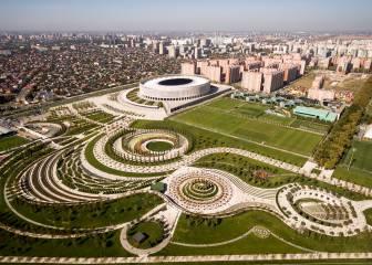 Krasnodar, cuartel general de España en Rusia