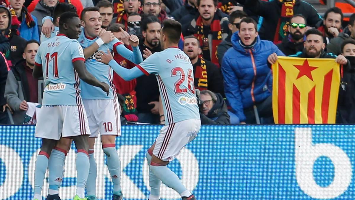 Barcelona 2-2 Celta: Resumen, goles y resultado del partido - AS.com