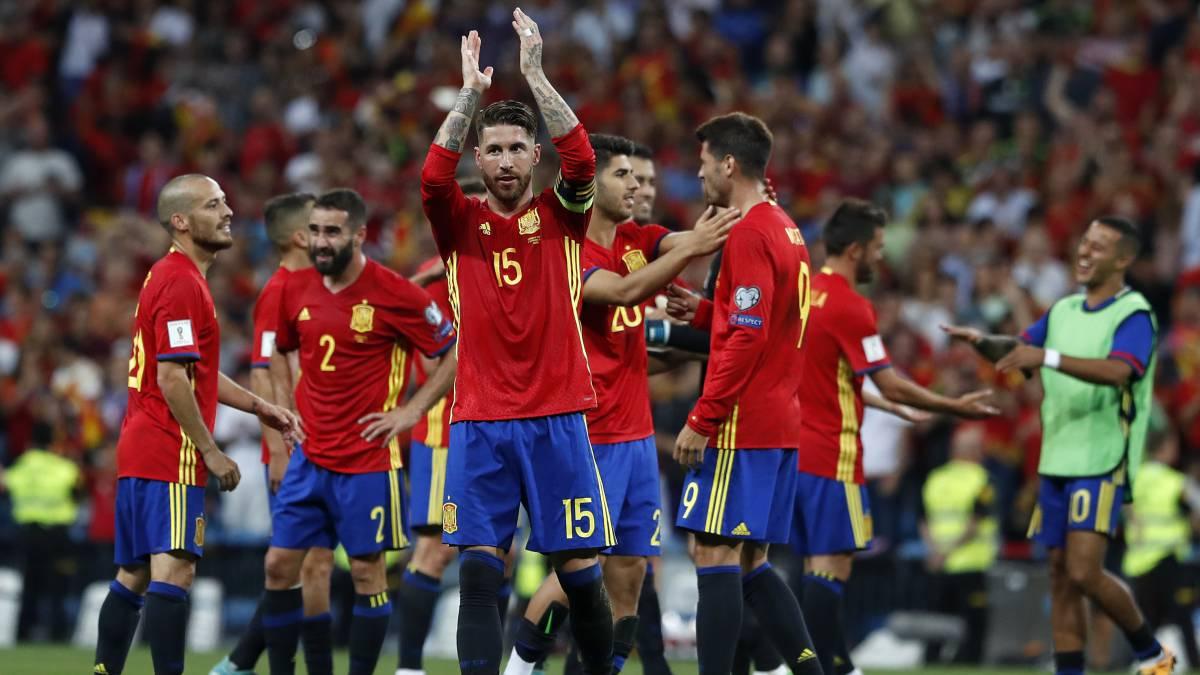 España debutará contra Portugal el 15 de junio a las 20 00 horas ... 8d4ea1169d5cc