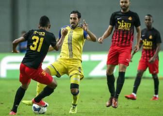 Tropiezo del Maccabi Tel Aviv antes de medirse al Villareal