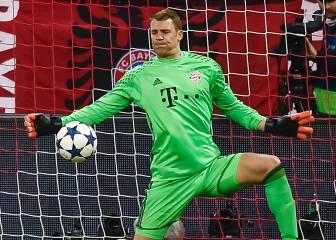 Neuer es el mejor portero del mundo para 'France Football'