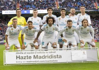 1x1 del Real Madrid: Kroos y Modric suben las revoluciones