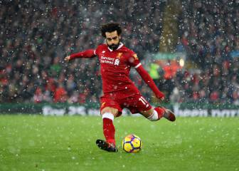 La BBC designa a Salah como mejor jugador africano de 2017