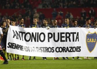 Boca Juniors jugó el Trofeo Antonio Puerta... ¡por un jamón!