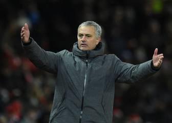 """Mourinho responde: """"Fue una cuestión de educación..."""""""