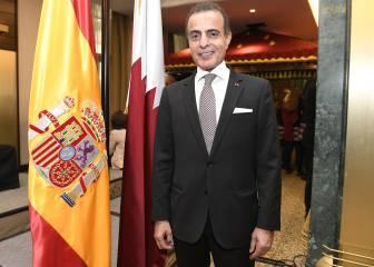 """Al Kuwari: """"Queremos que España sea parte de Qatar 2022"""""""