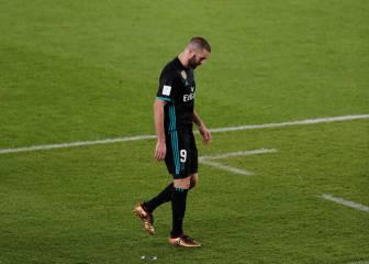 Los grandes 9 europeos ponen en evidencia a Karim Benzema