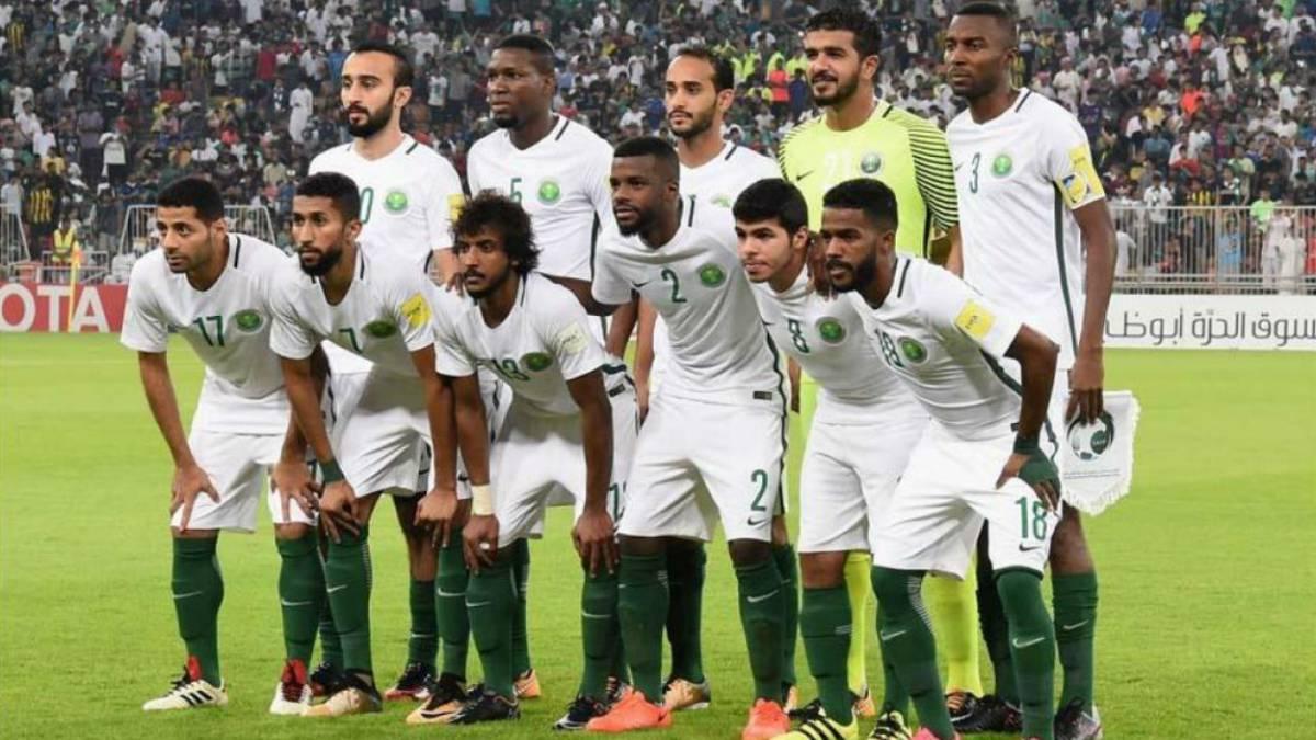 Saudi Arabien FuГџball Nationalmannschaft