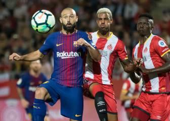 Mascherano, el extraño último día del Jefecito en el Camp Nou