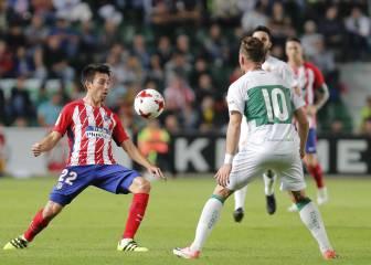El Atlético tasa a Nico Gaitán