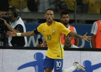 Neymar vaticina la selección y el jugador revelación del Mundial