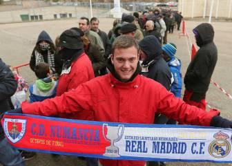 La plataforma 'Soria Ya' paga íntegro el viaje del Real Madrid