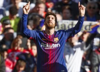 El Barcelona le pone 7 nuevos desafíos a Lionel Messi