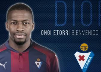 """Diop: """"Estoy aquí para conseguir la permanencia y soñar"""""""