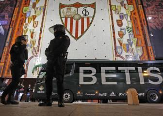 LaLiga se personará en las diligencias por los incidentes antes del Sevilla-Betis