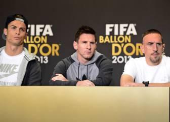 """""""En 2013 sentí que me robaron el Balón de Oro que ganó Cristiano"""""""