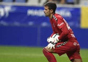 Daniel Hernández renueva con el Tenerife hasta junio de 2020