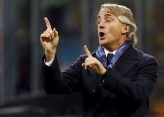 Mancini se ofrece para ser seleccionador de Italia