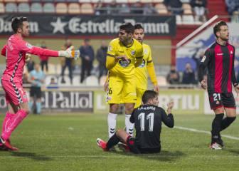 El Lugo sorprende al Reus
