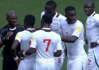 La FIFA toma nota de la decisión del TAS que confirma la inhabilitación a un árbitro ghanés