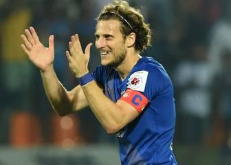 Forlán puede volver en mayo al Peñarol, según su padre
