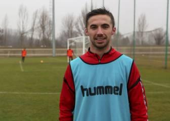 """Sergio Marcos: """"El fútbol de la Cultural es el mejor para mi"""""""