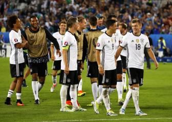 Alemania jugará ante Arabia Saudí antes del Mundial