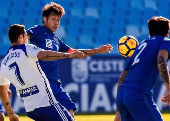 El Zaragoza empata en partido amistoso con el Henan Jianye