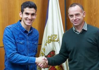Oficial: el Real Zaragoza ficha a Jesús Alfaro hasta 2020
