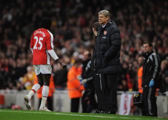 "Adebayor ""odia"" al Arsenal por culpa de Arsene Wenger"
