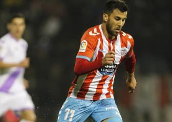 Fede Vico no renovará con el Lugo y quedaría libre en junio