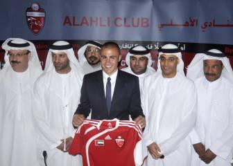 Futbolistas que acabaron jugando en Oriente Próximo