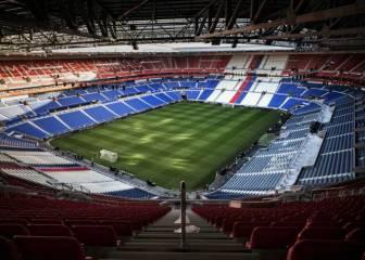 El Lyon acogerá la final del Mundial femenino de Francia