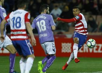 Machis se basta para derrotar al Real Valladolid