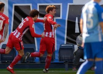 Málaga-Atlético Madrid en directo: LaLiga en vivo, J23