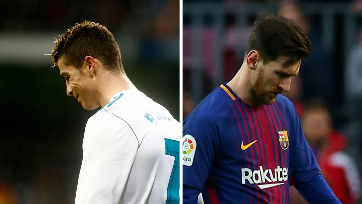 La Bota de Oro más reñida: Messi y Cristiano, sin podio