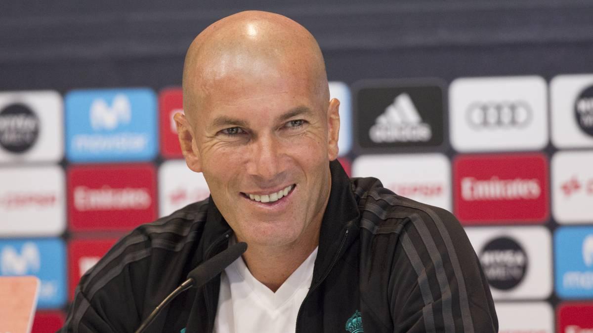 En directo, comparecencia de Zidane y Marcelo antes del PSG