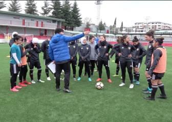 La selección de Jordania se prepara ante equipos madrileños