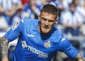 La baja de Antunes complica la defensa a Pepe Bordalás