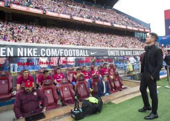 Simeone ha ganado al Athletic más que a nadie: 12 victorias