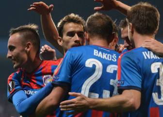 Sólo cuatro Primeras europeos todavía no han perdido en liga