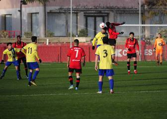Macrooperación contra amaños en partidos de Tercera División