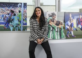 M. Olivas: ?Al fútbol femenino le falta el azúcar del Clásico?