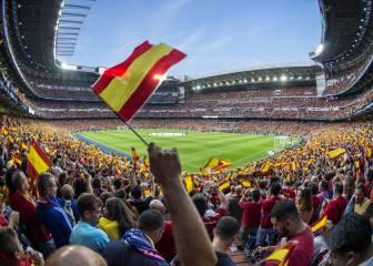 España-Argentina: el 1 de marzo comienza la venta de entradas