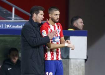 Las razones por las que Yannick Carrasco no cuajó en el Atleti