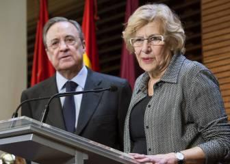 Carmena retira a Florentino la gestión de nueve túneles