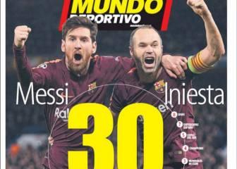 La era de Iniesta y Messi