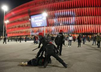 Uno de los rusos heridos tenía una puñalada en la espalda